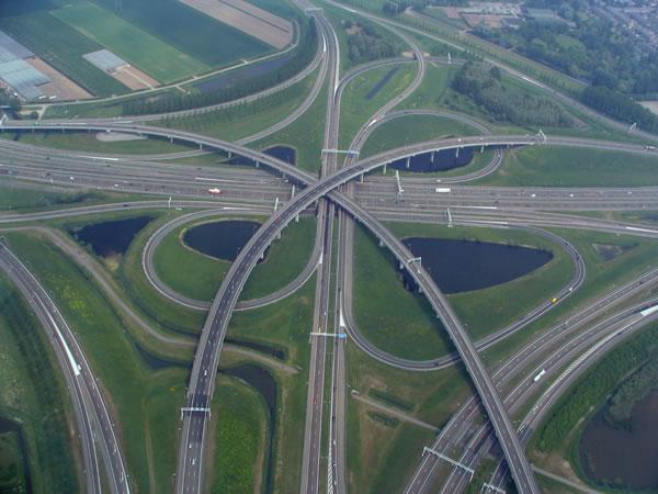 Rijles op de snelweg